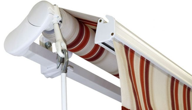 mafsallı tente sistemi